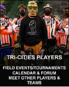 Red Dot Paintball Event Information