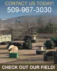 Paintball Field in Tri Cities WA