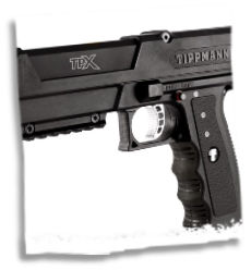 Tippmann TPX Pistol Parts & Upgrades