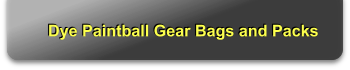 Dye Paintball Gear Bags and Packs