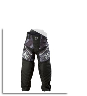 Empire LTD TW Pants Glass Black