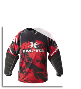 Empire Prevail Jersey TW - Red