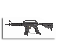 Tippmann US Army Alpha Black Tactical Edition Marker with
