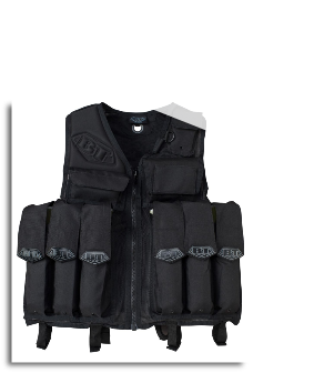 BT Battle Vest Black