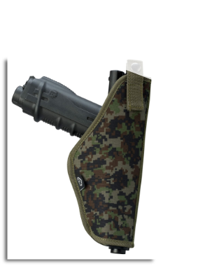 BT Tactical Holster Woodland Digi