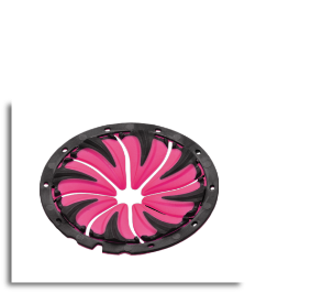 Dye Rotor Speed Feed- Pink