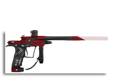 Planet Eclipse Etek4 LT Marker - Red Black In Stock Now!