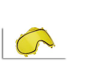 Invision Lens - Thermal Yellow