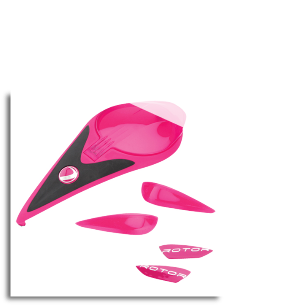 Rotor Color Kit Pink