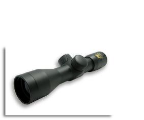 4X30 Compact Scope Blue Lens