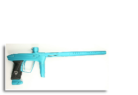 DLX Luxe 2.0 Paintball Gun - Teal Dust/Teal Dust