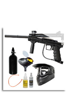 BT-4 Combat Slice Beginner Marker Package 2 - 48ci 3000psi HPA