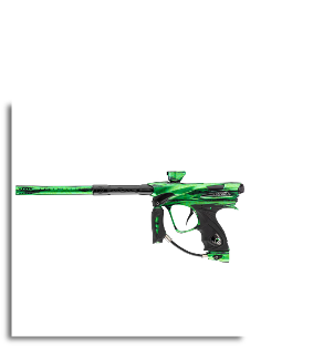 DM Series Paintball Gun - Tiger LIme