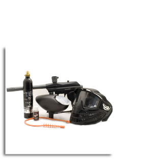Spyder Xtra Paintball Marker Package - Level 2