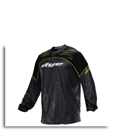 2013 Dye UL Paintball Jersey Lime XS-S