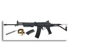 ICS Galil AR ICS-92 Airsoft AEG Rifle