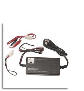 Tenergy Universal Smart Battery Charger (6v - 12v)