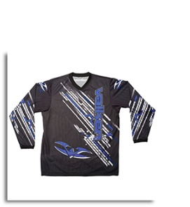Valken Fate Jersey Black/Blue