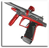 Bob Long Paintball Markers 2012 G6R - Titanium with Red