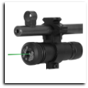 Green Laser With Universal Barrel Mount Pressure Switch