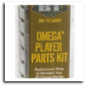BT Omega Player Parts Kit