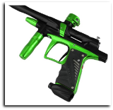 Bob Long Paintball Markers 2012 G6R - Black with Lime
