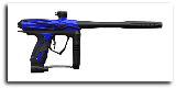 GoG Extcy Paintball Marker - Razor Blue