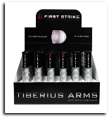 First Strike Paintball Projectiles 24 x 8 CT Tubes