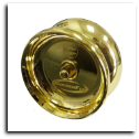 Goldeneye Yo-Yo - 24k Gold