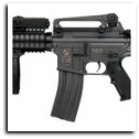 ICS M4 A1 RIS Electric Airsoft Rifle AEG