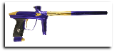 DLX Luxe 2.0 Paintball Gun - Purple/Gold