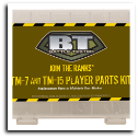 TM-7 and TM-15 Players Replacement Parts Kit