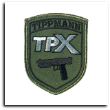 TPX Patch with Velcro