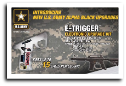 E-Trigger Electronic Upgrade Kit  - For The US Army Alpha Black Basic and Basic Tactical Editions