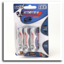 Energy Paintball AA 6 pack Batteries