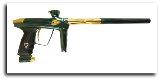DLX Luxe 2.0 Paintball Gun - British Racing Green/Gold