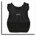 GXG  Chest Protector Black