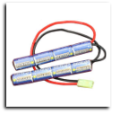Intellect Battery - Nunchuck (9.6v 1600mAh) Pre Order Now!