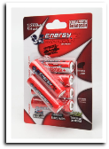 Energy Paintball Rechargeable AA 6 pack Batteries