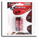 Energy Paintball Rechargeable 9v 270 Battery