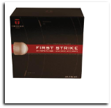 First Strike Paintball Projectiles Silver Shell/White Fill 40 CT.