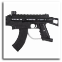 Tippmann Custom PS Basic Black Tactical with ACT