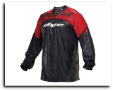2013 Dye UL Paintball Jersey Red XS-S