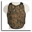Valken V-Tac Reversible Chest Protector Marpat/Black