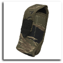 Valken V-TAC 2 Magazine Pouch Stacked  - Tiger Stripe
