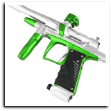 Bob Long Paintball Markers 2012 G6R - White with Lime
