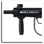 BT-4 Combat Paintball Gun-Black