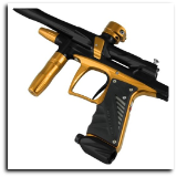 Bob Long Paintball Markers 2012 G6R - Black with Gold