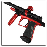 Bob Long Paintball Markers 2012 G6R - Black with Red