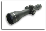 4X32E Red ILL. Black Pistol Scope Blue Lens Ring